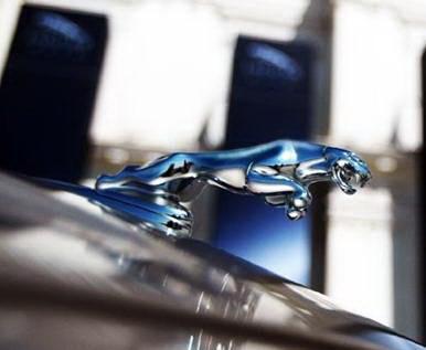 捷豹(Jaguar)汽车图标-解读汽车图标与动物的不解之缘高清图片