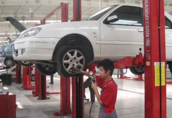 爱车轮胎养护 冬季保养中容易被忘却的部分(图)