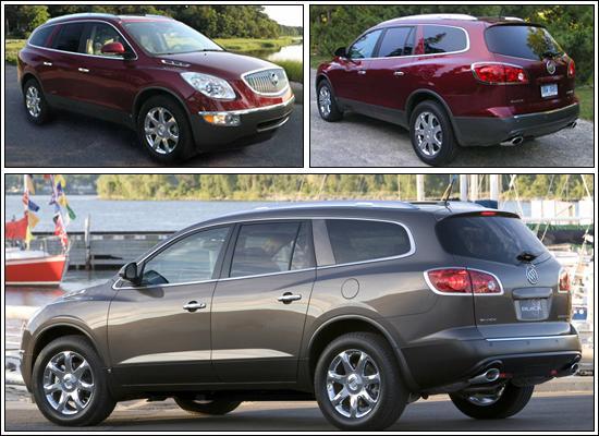 别克SUV车型首次入华 今年10月正式上市(图)
