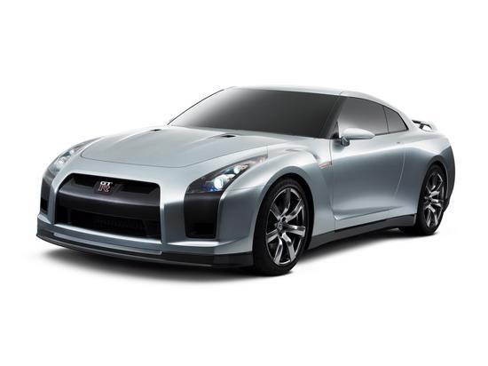 全新日产GT-R