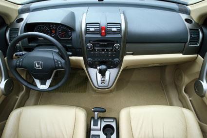 新CR-V2.4豪华版
