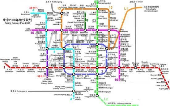 郑州8号地铁规划图