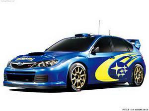 斯巴鲁翼豹WRC