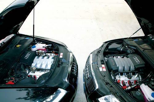 发动机的动力性能是A6L