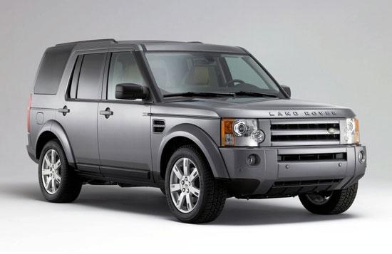 新款路虎发现3将入华 价格或将高于现款 新浪汽车 新浪网