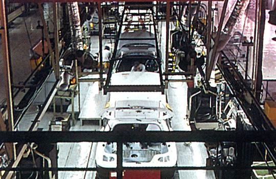 U1 Assembly Line