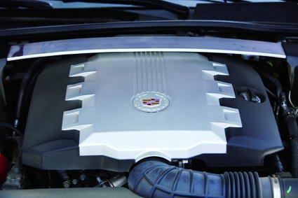 """新CTS所搭载的SIDI燃油直喷V6发动机被评为""""世界10佳发动机"""""""