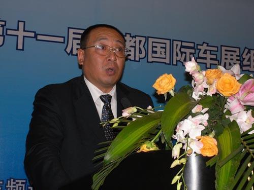 广州本田成都商务中心主任孙宇