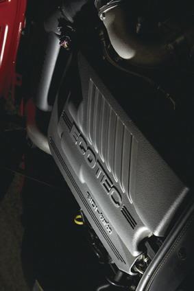 欧宝GT发动机图片