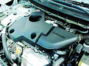 发动机与CVT无级变速器配合默契,动力输出顺畅。