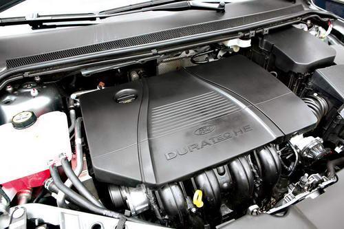 长安福特09款福克斯发动机图片