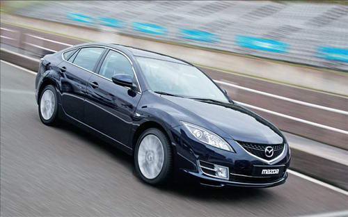 Mazda6睿翼外观图片