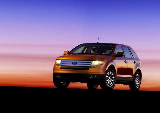 2009款福特爱虎