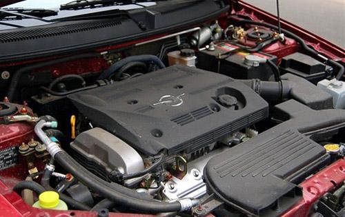 海马版SUV车型很可能还将继续沿用海马自产的HA-VIS-1.8发动机