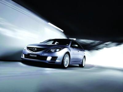 第二代Mazda6睿翼