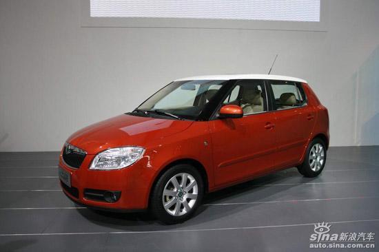 法比亚晶锐新车亮点抢先看预售8-12万元