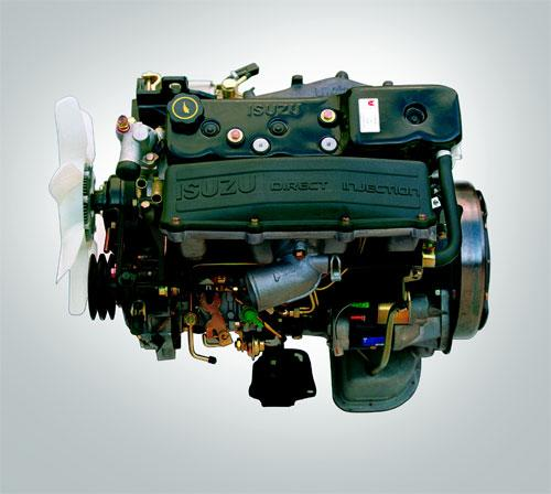 4jb1柴油发动机