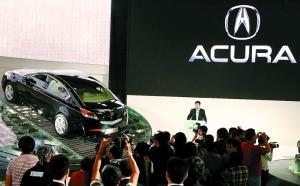 图为 Acura
