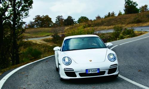 试驾保时捷911 Carrera S