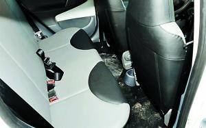 车厢空间得到最大优化。