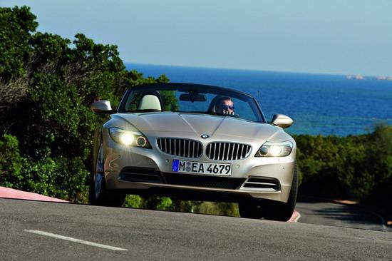 新一代BMW Z4敞篷跑车