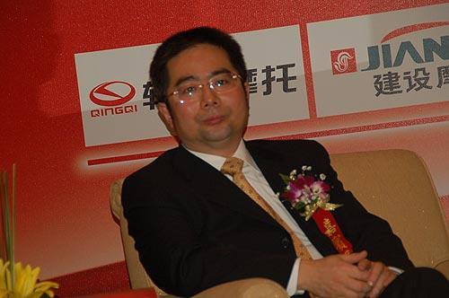 长安汽车股份有限公司总经理张宝林