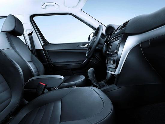 量产版斯柯达Yeti将在日内瓦车展全球首发