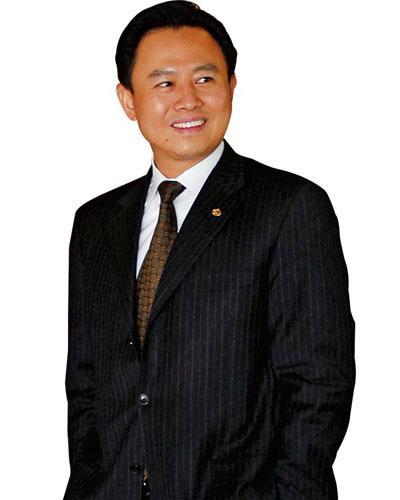 长安汽车董事长徐留平