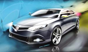上海汽车:MG6、荣威N1同时全球首发