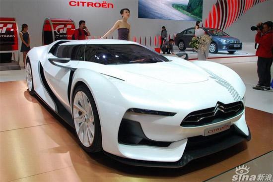 最佳概念车:雪铁龙GT