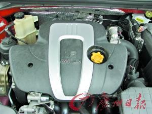 荣威550 1.8L DVVT发动机