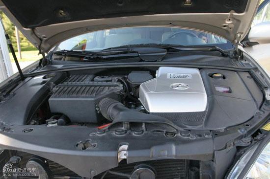 雷克萨斯RX350发动机