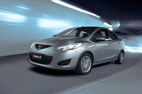 Mazda2劲翔