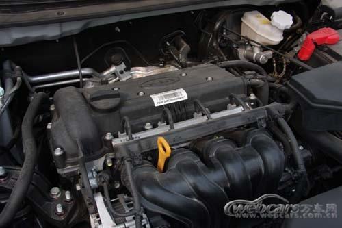 1.6L发动机技术比较成熟 动力尚可