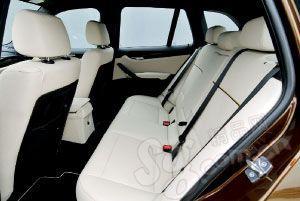 驾驭| 顽皮富二代 试驾BMW X1