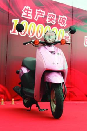 中国制造创出口日本之最新大洲本田50cc踏板