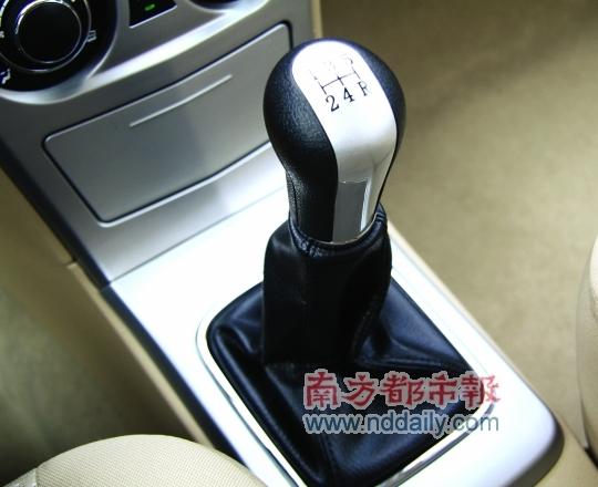 价比更高 试驾2012款长城腾翼C30高清图片