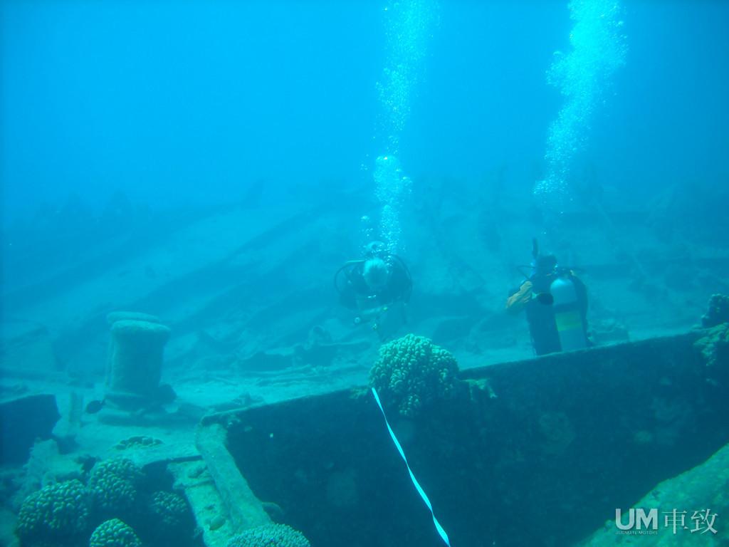 海面下的深蓝诱惑——塞班岛潜水攻略
