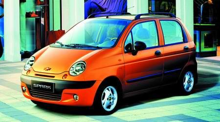 乐驰(Spark)--年度车2004候选车型(图)