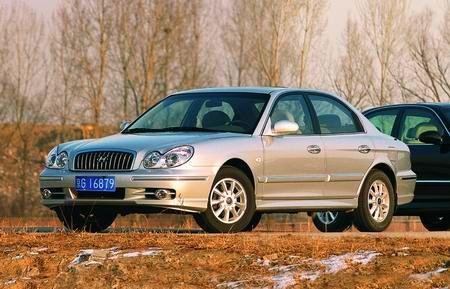 索纳塔(Sonata)--年度车2004候选车型(图)