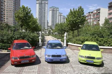 给你色彩演绎精彩豪情色彩系列轿车上市(图)