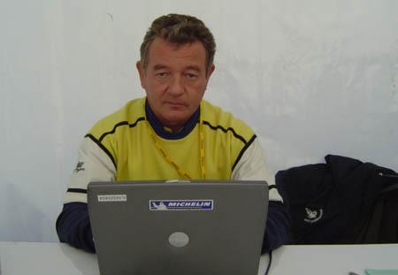 亚洲赛车节全接触访米其林亚洲研发部经理(图)