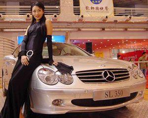 组图:第7届深圳国际车展开幕200余家厂商参展