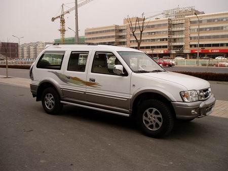 南汽集团首款SUV君达北京上市售价8.68万元(图)