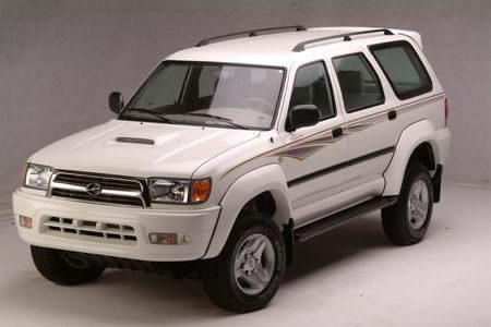 04款旗舰四驱SUV在京上市售价9.58万(组图)