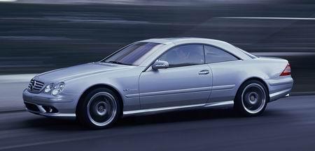 纽约车展:梅塞德斯・奔驰CL65AMG(图)