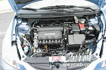 vtec技术是本田发动机的骄傲    飞度1.5与1.