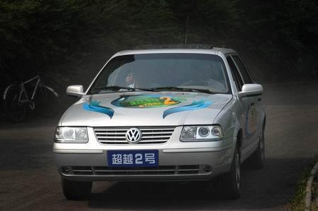 """中国研制的燃料电池车""""超越二号""""将批量生产"""