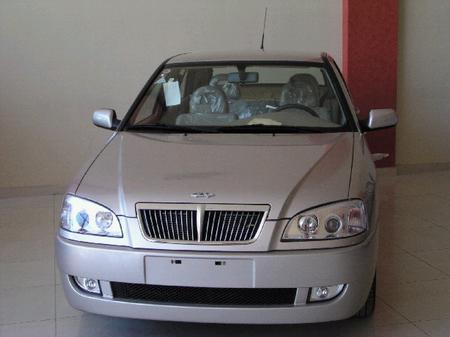 在叙利亚看中国车:东方之子售3.7万美元(组图)