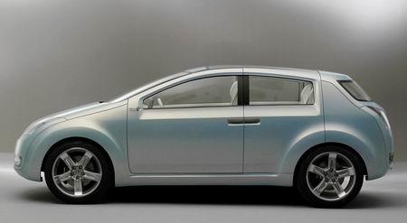 在理想现实之间现代E3概念车引领科技未来(图)